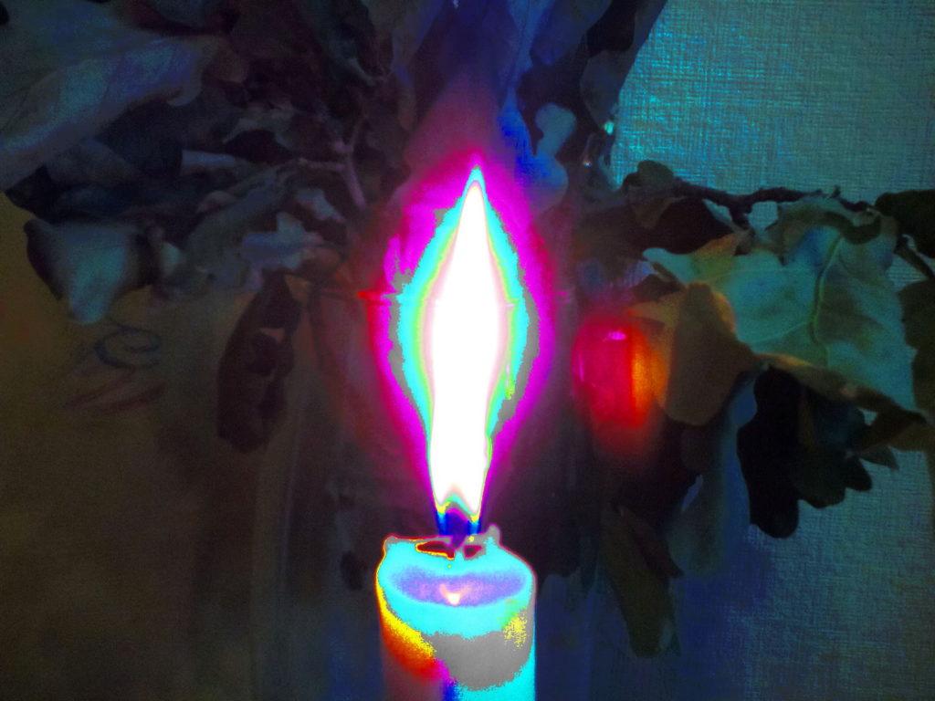 магическая свеча